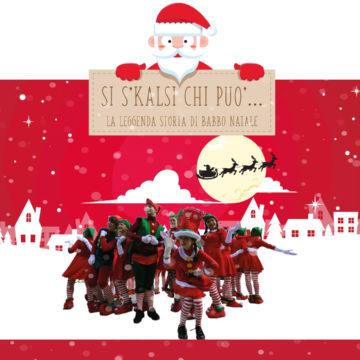 Si S'Kalsi chi può… la Leggenda Storta di Babbo Natale