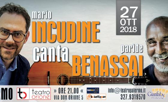 Mario Incudine in concerto